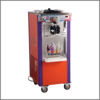 Buy cheap 3 Flavors Soft Serve Ice Cream Making Machine With Stainless Steel 1 Year Warranty from wholesalers