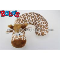 Buy cheap Plush Stuffed Giraffe Neck Support Soft Children Neck Pillow from wholesalers