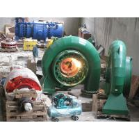 Small Hydro Power  Francis water Turbine with 40 meter head installed  in mountain Manufactures