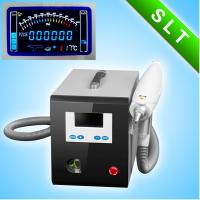 Buy cheap Portable Q Switched ND YAG Tattoo Removal Laser Machine For Birthmark Removal / Ota Nevus from wholesalers