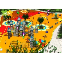 Buy cheap Public Park Project Child Toy Big Slide Equipment Kids Outdoor Playground Equipment from wholesalers