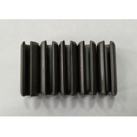 Buy cheap Phosphate Cylinder 32mm 12mm Roll Pin Metallic Black Spring Spilt from wholesalers