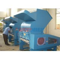 Strong Structure Durable PVC Plastic Crusher Machine 800kgh For PVC Roof Sheet Manufactures