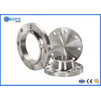 Buy cheap Forged ASTM B564 UNS N08031 ASME B16.5Weld Neck Pipe Flanges Alloy 31  WN SO BL Flange from wholesalers
