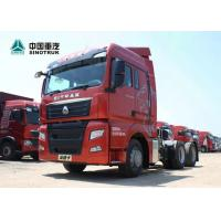 Buy cheap SINOTRUK New Model Man Technology Euro 3 430hp 6x4 Tractor Truck from wholesalers
