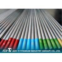 ASTM B863, AWS A5.16 Diameter 2.0-6.0mm Titanium and Titanium Alloy Welding Electrodes and Wire