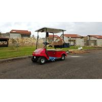 Customized Electric Car Mini Golf Cart 2 Seater With Imported Transaxle For Disabled People Manufactures