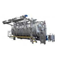 Buy cheap High Temperature Airflow And Overflow Dyeing Machine Low Liquor Ratio from wholesalers