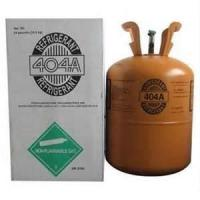 Buy cheap CAS No. 75-02-3 Mixed refrigerant gas R404a R125/R134A/R143A for industrial coolers, home from wholesalers