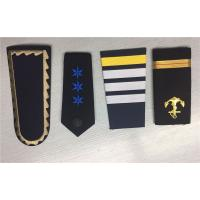 Pilot Epaulettes Captain Shoulder Boards Rank Insignia Sliders in Civil And Military Aviation Manufactures