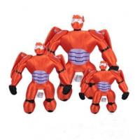 Children Cartoon Plush Toys Big Hero 6 Baymax Mech Action Figure Manufactures