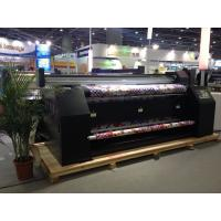 Buy cheap 360 - 1440dpi DX7 Printhead Dye Sublimation Advertising Flags / Banners Printing Machine from wholesalers