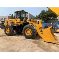 Buy cheap SDLG LG956L Second Hand Wheel Loaders For Manufacturing Plant , Construction Works from wholesalers