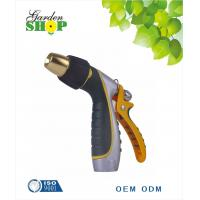 Buy cheap 3-Way Rear Trigger water Hose Nozzle LY-1386AP-3 for garden and lawn from wholesalers