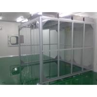 Wholesale Air Purifying Clean Room Booth Low Cost Consumption 4000×5000×2200mm External from china suppliers
