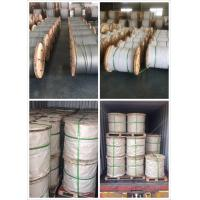Wholesale High Tensile Hevay zinc-coating Galvanized Steel Wire Strand for messenger/stay wire/guy wire/ACSR Conductor from china suppliers