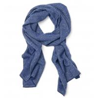 Buy cheap Birdseye 100 Percent Ladies Cashmere Scarf , Floating Jacquard Easy Knit Scarf from wholesalers