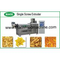 China Extruded Potato Cassava Snack Food 3D Pellet Machine on sale