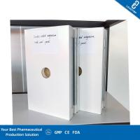 Buy cheap Clean Room Partition Panels / Aluminum Honeycomb Plate Long Service Life from wholesalers