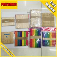 Buy cheap children creative DIY design wood gift arts and wood craft from wholesalers