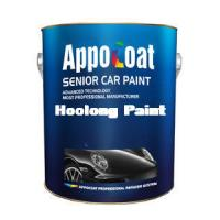 Buy cheap Car body paint- 2K Green automobile paint from wholesalers