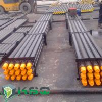 Buy cheap Forging API Drill Pipe With 4 Wrench Flat on Both Connection , 3000mm Length from wholesalers