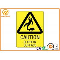 Buy cheap Construction Site Traffic Warning Signs Reflective Caution Highway Traffic Signs from wholesalers