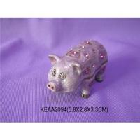 Wholesale Pig Jewelry Box  KEAA2094 from china suppliers