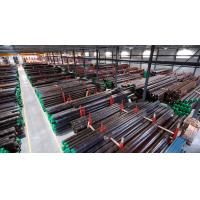 Buy cheap Alloy ASME SA 335 P22 Cold Drawn Seamless Pipe Black Painted Surface / Double Random from wholesalers