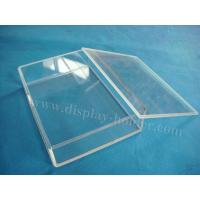 Buy cheap Acrylic Food Containers 200ml Clear Packaging Container from wholesalers