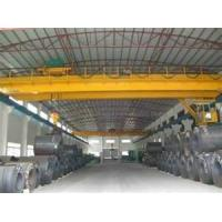 Buy cheap Double Girder Overhead Crane With 10t Lifting Load Modular Design from wholesalers