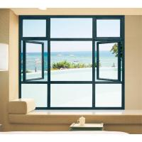 Buy cheap Grey Commercial Casement Windows from wholesalers