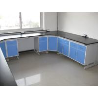 Buy cheap Corrosion Resistance College Modular Lab Furniture With Steel Frame Cabinet from wholesalers
