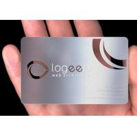 Wholesale popular business metal card from china suppliers