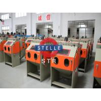 Buy cheap Glass Bead Blasting Machine  Surface Rust Paint Removal High Abrasive Flow from wholesalers