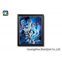 Buy cheap 0.76 Mm Thickness 3D Pictures Of Animals / Fancy Lenticular 3D Wall Pictures from wholesalers