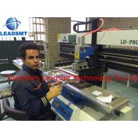Buy cheap Shenzhen Leadsmt Smt pcb solder screen printing machine In Iran from wholesalers