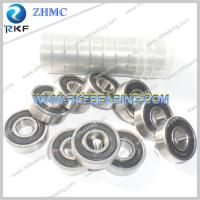 Buy cheap 10mm Ball bearing, 6000 2rs, Made In China from wholesalers