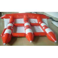 Buy cheap 3.9m Width Red Color Inflatable Towable Fly Fish For Commercial Use from wholesalers
