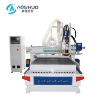 Buy cheap Cnc Carving Engraving Computerized Metal Cutting Machine 1325 ATC Woodworking from wholesalers