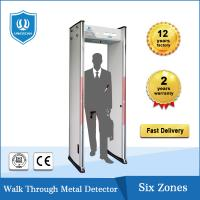 Buy cheap Sound LED Alarm 100 Sensitivity 8KHZ Security Baggage Scanner from wholesalers
