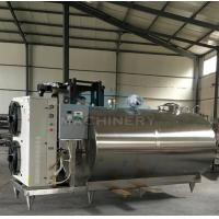 Buy cheap Professional Small Scale Milk Processing Machine Equipment For Sale Stainless Steel Milk Cooling Tank/Milk Cooling Tank from wholesalers