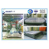 Buy cheap Paper Mill Pallet Handling Systems Customized Model With Roller Conveyor product