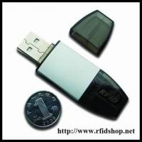 Buy cheap ISO 14443A USBkey RFID Reader, HF RFID USB Reader from wholesalers