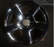 Buy cheap Black Car Rims 20 Inch Alloy Wheels 27 ET 6 Hole For  Chevrolet from wholesalers