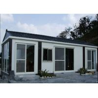 Buy cheap Modern Affordable Prefabricated Panelized Factory Modular Steel Homes With 50m² ANT PH1808 from wholesalers