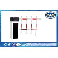 Buy cheap Steel Housing Unique Design 6s Electric Barrier Gate Folding Fence Arm from wholesalers