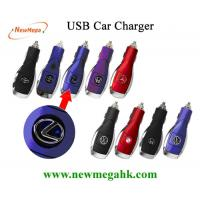 China Luxury USB Car Charger on sale