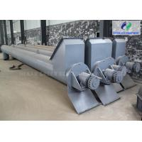 Buy cheap Compact Structure Feed Screw Conveyor Abrasion Resistance Power Saving from wholesalers