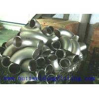 Buy cheap ASME B16.9 A234 WPB Butt Weld Fittings Carbon Steel Elbow 1-48 Inch from wholesalers